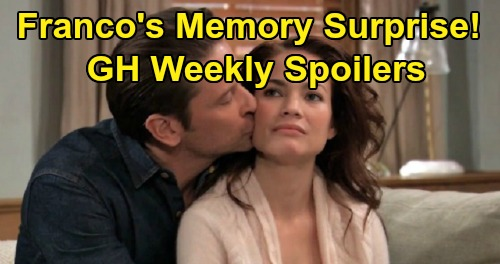 General Hospital Spoilers: Week of December 9 – Franco's Memory Surprise - Chase Closes In on Julian – Carly's Alarming News