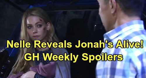 General Hospital Spoilers: Week of February 17 – Nelle Reveals Wiley is Jonah and Escapes PC - Brad's Day of Reckoning – Jax & Nina Hook Up