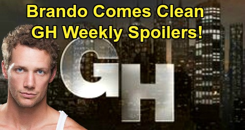 General Hospital Spoilers: Week of February 3 – Brando Comes Clean - Sam's Surprising New Ally – Jason's Fierce Warning – Nelle's Setback