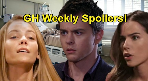 General Hospital Spoilers: Week of January 20 - Emergency Room Drama Erupts – Ava to the Rescue – Willow Suspects Brad