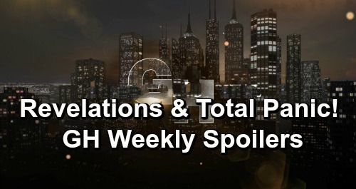 General Hospital Spoilers: Week of June 10 – Stunning Revelations, Desperate Plans and Total Panic