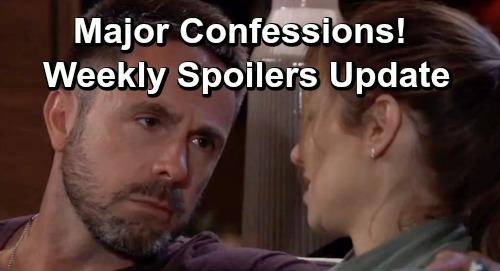 General Hospital Spoilers: Week of June 17 Update – Surprising Offers, Dangerous Deals and Major Confessions