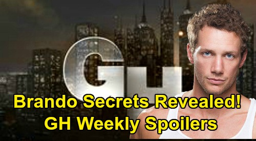 General Hospital Spoilers : Week of March 16 – Britt Betrays Liesl , Sides With Pater – Brando Secrets Revealed - Valentin Controls ELQ