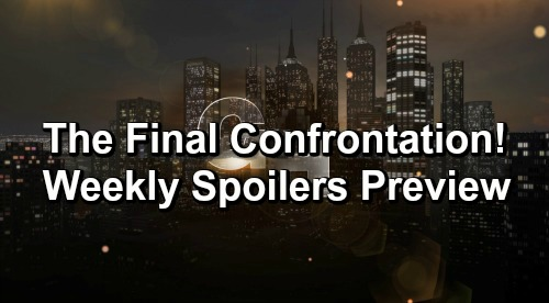 General Hospital Spoilers: Week of March 4 Preview – Dangerous Moves, Stunning Confessions and Final Confrontation