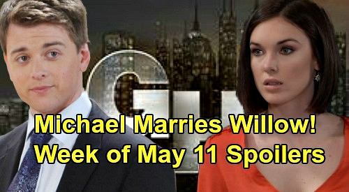 General Hospital Spoilers: Week of May 11 – Sonny Needs Lucy's Help – Michael & Willow Marry – Olivia's Bad News – Nelle's Ultimatum