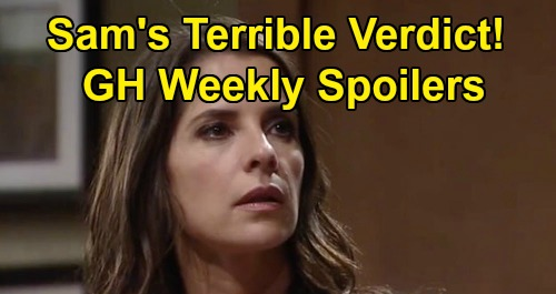 General Hospital Spoilers: Week of November 18 – Sam's Terrible Verdict – Jason and Spinelli Rev Up Peter Takedown – Nina's Confession