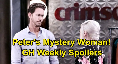 General Hospital Spoilers: Week October 14-18 – Peter's Mystery Woman – Ryan's Horrific Move – Nelle Freedom Fears