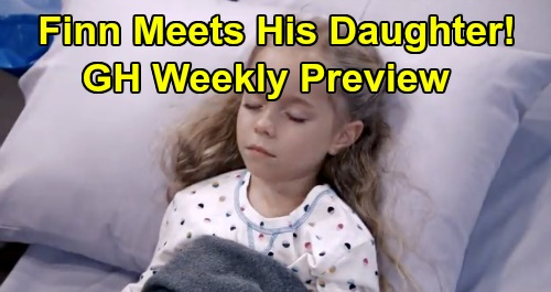 General Hospital Spoilers: Week of October 21 Preview - Finn Meets Daughter - Ava's Stalker Revealed - Franco's Case Decided