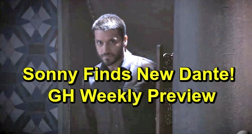 General Hospital Spoilers: Weekly Preview Video - Sonny Finds a New Dante - Ava's Plan To Kill Ryan