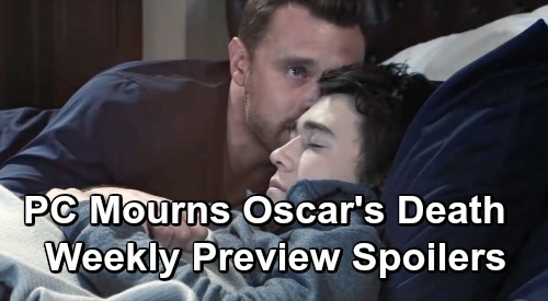 General Hospital Spoilers: Oscar's Loved Ones Say Final Goodbyes in Heartbreaking Scenes - Port Charles Mourns