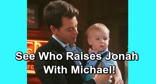 General Hospital Spoilers: See Who Raises Jonah With Michael After Baby Swap Reveal