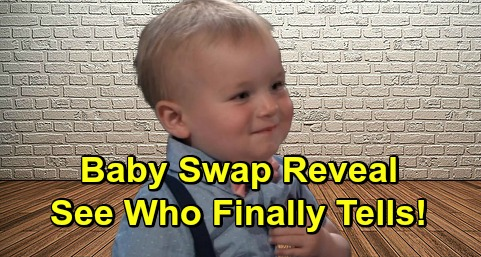 General Hospital Spoilers: Baby Swap Reveal - See Who Will Finally Divulge The Wiley-Jonah Secret