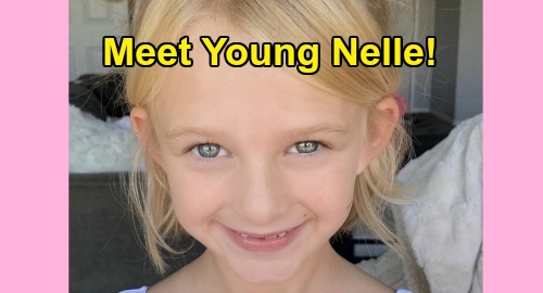 General Hospital Spoilers: Willa Rose Debuts as Young Nelle – Carly's Special Childhood Episode Relationship Reveal