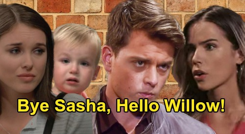 General Hospital Spoilers: Sasha Dumps Michael After Wiley Reveal & Reunion – Here Comes Heartbroken Willow?