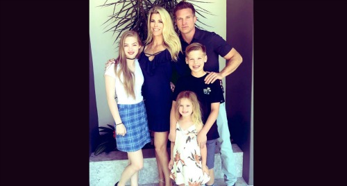 General Hospital Spoilers: Steve Burton's Special Monday Wishes and Awesome Family Picture