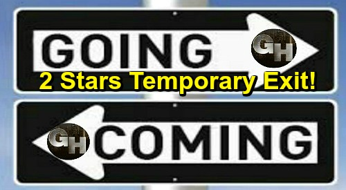 General Hospital Spoilers: Comings and Goings – Two Fan-Favorite GH Stars Temporary Exits – Big Player Teases Huge Comeback