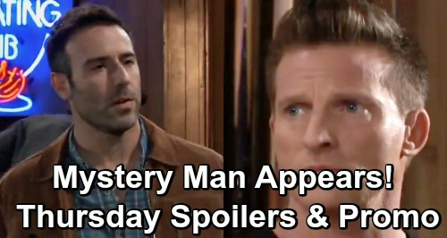 General Hospital Spoilers: Thursday, December 27 – Mystery Man from Drew's Past Confronts Jason - Laura Puts Felicia in Danger