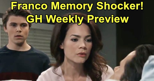 General Hospital Spoilers: Week Of December 9 Preview - Liz Prays For Christmas Miracle - Franco Wakes Up From Procedure, But As Who?