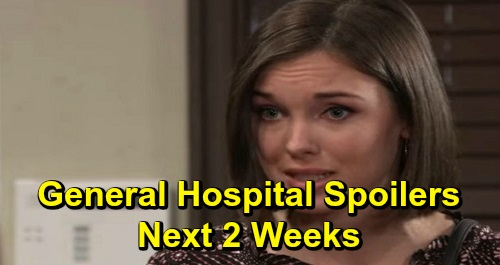General Hospital Spoilers Next 2 Weeks: Danny's Christmas Wish – Willow's Apology – Chase Confesses to Finn – Lulu Feels Powerless