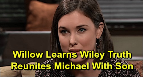 General Hospital Spoilers: Willow Gets Shocking Jonah Clues from Nelle – Exposes 'Wiley' Truth, Reunites Michael with His Son?
