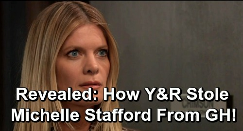 General Hospital Spoilers: Behind-the-Scenes Battle for Michelle Stafford – How The Young and the Restless Stole Her from GH