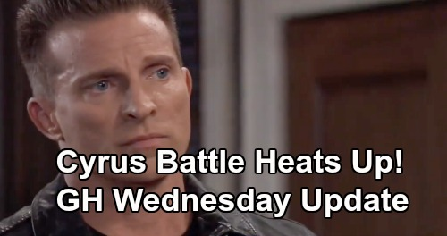 General Hospital Spoilers: Wednesday, February 5 Update – Sonny vs. Cyrus Battle – Jax & Nina Hookup Confusion – Maxie Gets Nosy