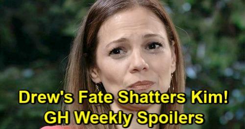 General Hospital Spoilers: Week of September 9 - Drew's Terrible Fate Shatters Kim – Brad Spills Nelle Baby Swap Truth