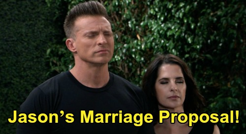 General Hospital Spoilers: Jason's Marriage Proposal After Cyrus Gone – Sam Engagement Brings 'JaSam' Happiness?