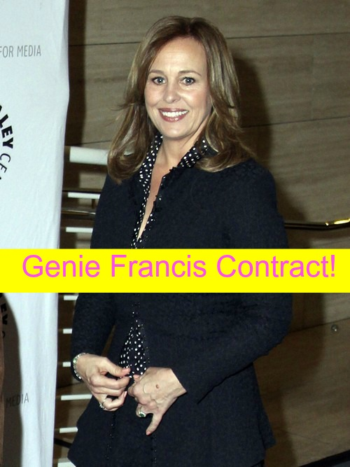 General Hospital Spoilers: Genie Francis Huge GH Contract - Laura Spencer Staying in Port Charles After Jason Morgan Reveal