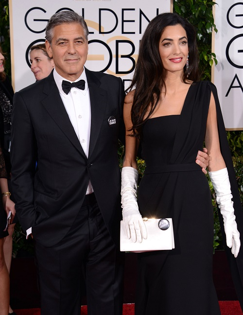 George Clooney Divorce: Amal Alamuddin Fears Time Apart Given George's Wandering Eye?