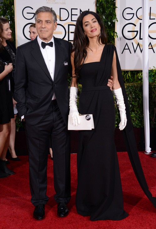 George Clooney Divorce: Amal Alamuddin Abandons Career, Prefers To Be A Hollywood Showpiece Wife? (NEW PHOTOS)