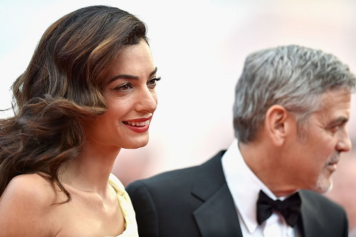 Amal Alamuddin Gives Birth - George Clooney Proud Dad Of Twins, Ella And Alexander