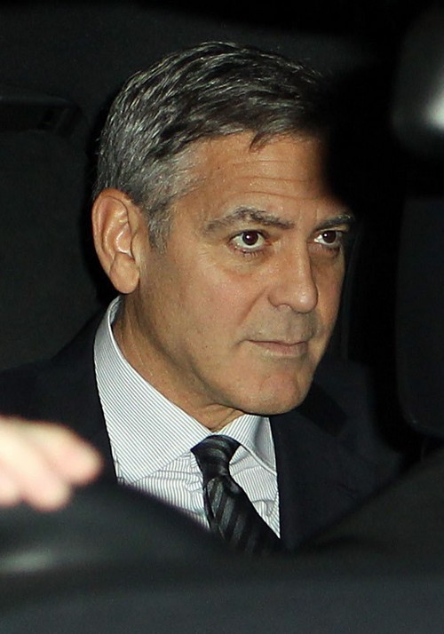 George Clooney: Five Things You Might Not Know About Pregnant Amal Alamuddin's Husband