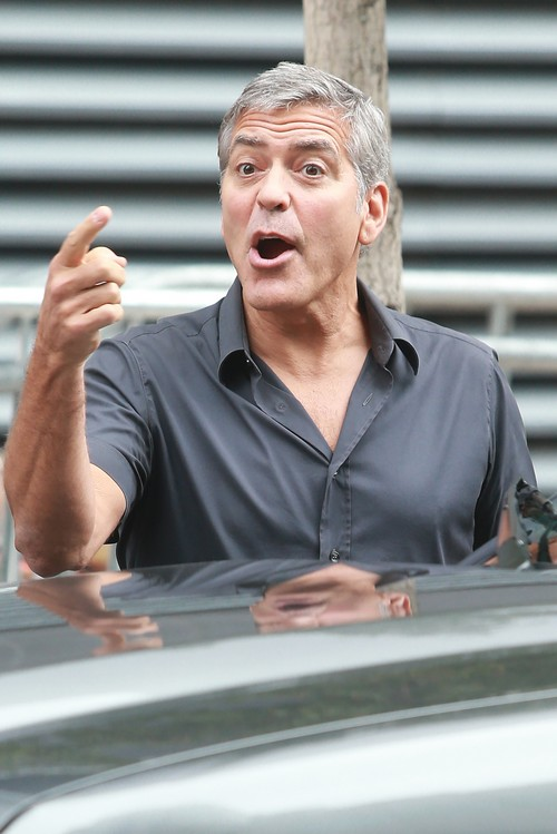 George Clooney and Amal Alamuddin Baby Plan: Get Pregnant With First Child, IVF Treatments If Necessary?