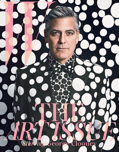 George Clooney Reveals His Quest to Find True Love that Encompasses Passion, Romance & Hardcore Sex! (PHOTO)
