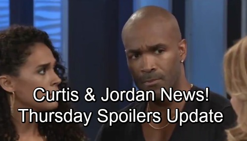 General Hospital Spoilers: Thursday, October 18 Update – Curtis and Jordan Wedding News – Julian Pumps Alexis for Info – Kim Desperate