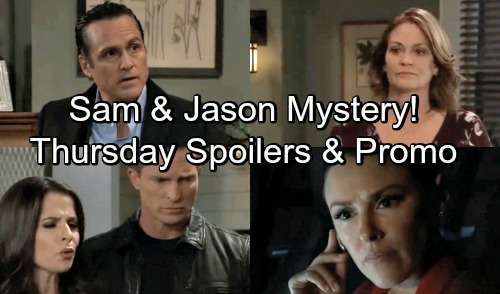 General Hospital Spoilers: Thursday, November 8 – Nelle's Shocking Scheme – Sonny Quizzes Jeanette – Franco's Killer Advice