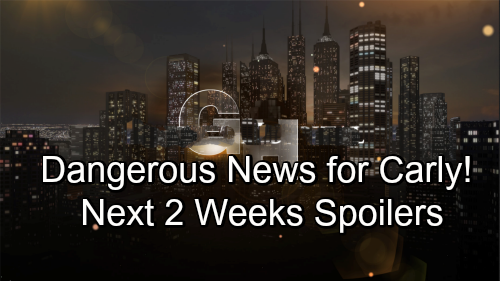 General Hospital Spoilers Next 2 Weeks: Ava's Vengeful Fire Fueled – Laura's Dangerous News for Carly – Kim Seeks Sam as an Ally