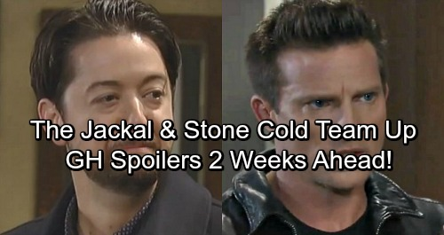 General Hospital Spoilers: 2 Weeks Ahead - Jason Teams Up With Spinelli After Deadly Attack