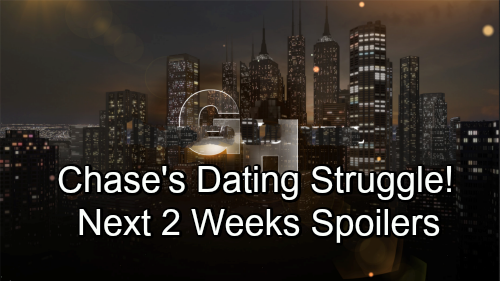 General Hospital Spoilers Next 2 Weeks: Carly's Fury Unleashed - Chase's Dating Problem - Hayden Reaches Out