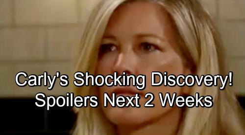 General Hospital Spoilers Next 2 Weeks: Carly's Big Discovery – Sonny's Surprise – Nelle's Unexpected Delay