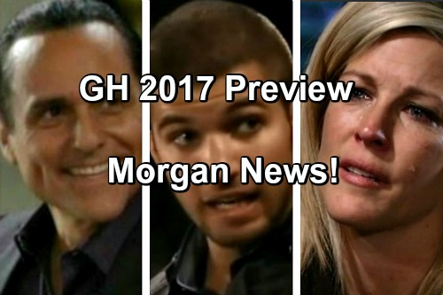 General Hospital Spoilers: 2017 Preview - JaSam Bring Carly and Sonny Shocking Morgan News