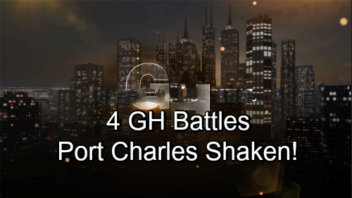 General Hospital Spoilers: 4 Brewing GH Battles – Jealousy and Betrayals Lead to Stunning Wars