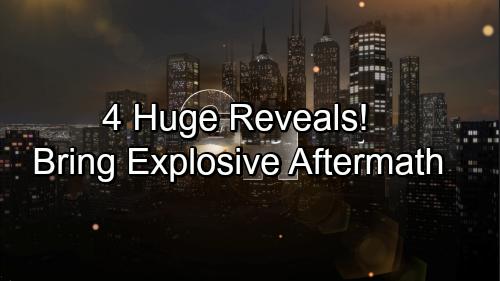 General Hospital Spoilers: 4 Big Reveals – Shockers Shake Up Port Charles, Bring Explosive Aftermath