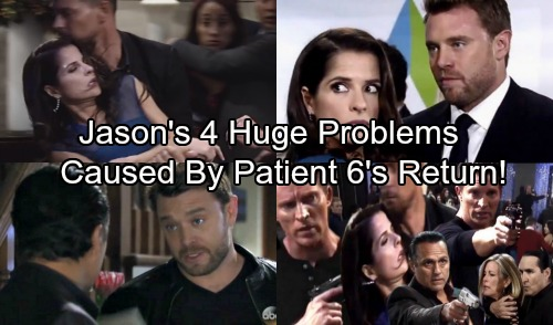 General Hospital Spoilers: Billy Miller's Jason Faces 4 Huge Obstacles – Patient 6 Reveal Spells Personal Disaster