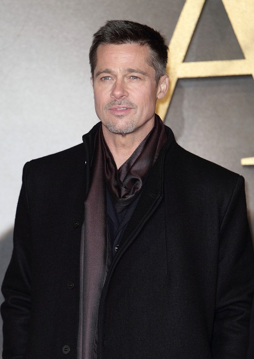 Brad Pitt Furious Over Angelina Jolie's Relationship With Her Brother James Haven?