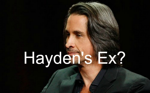 General Hospital (GH) Spoilers: Is Michael Easton Revealed as Hayden's Ex - New Character Key to Rachel Secrets