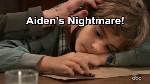 General Hospital Spoilers: Aiden's Dark Rock Bottom, Liz Reels Over Son's Troubling Struggles – Shocking Family Nightmare