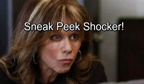 General Hospital Spoilers: Sneak Peek Video - Finn Pushes Alexis For A Real Relationship – Love Triangle Heats Up