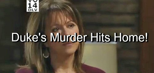General Hospital (GH) Spoilers: Sonny and Max Threaten Julian - Warn Alexis to Stay Out of Duke's Murder Case